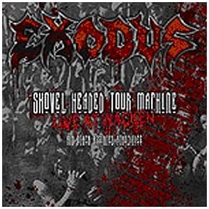 Shovel Headed Tour Machine