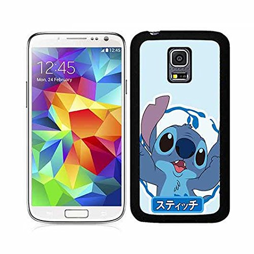 FunCuteCovers Cool Hard Case For Samsung Galaxy S5 Mini Case Lilo & Stitch,Ohana