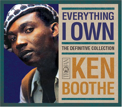 KEN BOOTHE - Everything I Own: Definitive Collection - Zortam Music