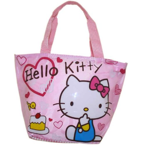 Hello Kitty Lunch Hand Tote Bag