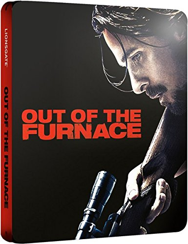 OUT OF THE FURNACE (Blu-ray Steelbook) [REGION-B LOCKED UK Exclusive Limited Edition Steelbook]
