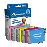 Dataproducts DPCT099MP Remanufactured Ink Cartridge Replacement For Epson T099 (Multi-Pack - Cyan Magenta Yellow...