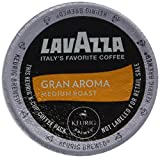 Lavazza Gran Aroma Keurig K-Cup Portion Pack, 22 Count