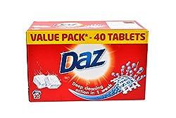 Daz Laundry Tablet 40's - 1.32 kg