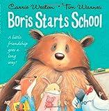 img - for Boris Starts School book / textbook / text book
