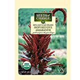 Seeds of Change Certified Organic Amaranth, Hopi Red Dye - 200 milligrams, 250 Seeds Pack