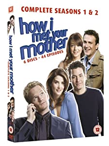 How I Met Your Mother - Season 1-2 [DVD]