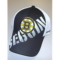 Boston Bruins Seguin 19 Structured Flex Mesh Back Reebok Hat - Size S/M - M090Z