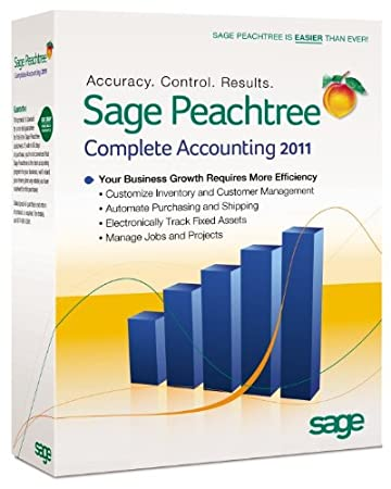 Sage Peachtree Complete Accounting 2011 [OLD VERSION]