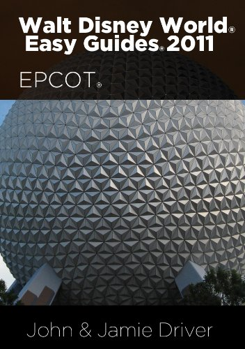 Disney World Easy Guides: EPCOT