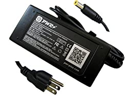 Pwr+ Ac Adapter for Toshiba Satellite C855d-s5340 L955d-s5364 P845t-s4310 ; Toshiba Satellite Ultrabook U845-s402 U845-s406 U845w-s400 U845w-s410 U845w-s414 ; 45 Watt Laptop Power Supply Cord Notebook Battery Charger Plug