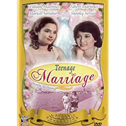 Teenage Marriage - Philippines Filipino Tagalog DVD Movie