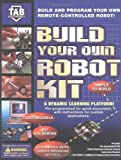 img - for TAB Electronics Build Your Own Robot Kit by Myke Predko (2001-11-15) book / textbook / text book