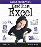Head First Excel: A learner's guide to spreadsheets Front Cover