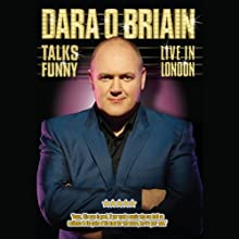Dara O'Briain: Talks Funny Live in London Performance by Dara O'Briain