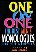 ONE ON ONE: BEST MONOLOGUES FOR THE…