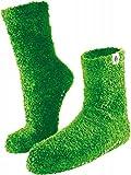 Borussia Mönchengladbach Kuschelsocke / Socke One Size Gladbach Fanartikel