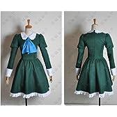 Ib★イヴ★メアリー★衣装+ウィッグセット02 コスプレ衣装 完全オーダメイドも対応可