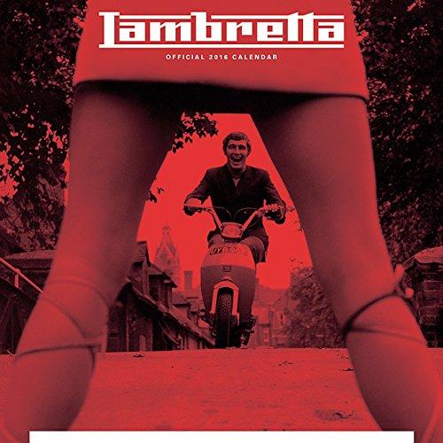 Lambretta Official 2016 Calendar