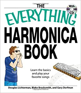 What is the best book about learning to play the harmonica ...