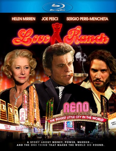Love Ranch [Blu-ray]