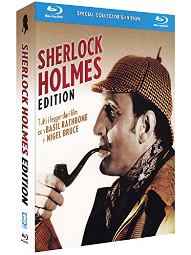 Sherlock Holmes - Edition [Blu-ray] [IT Import]