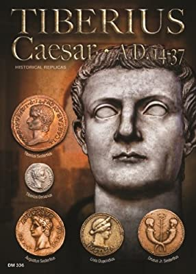 (DM336) Tiberius Caesar 5x7