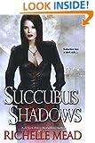 Succubus Shadows (Georgina Kincaid Book 5)