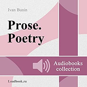 Proza. Poeziya [Prose. Poetry] Audiobook