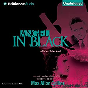 Angel in Black Audiobook