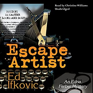 Escape Artist Audiobook