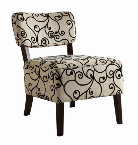 Printed Accent Chairs 9076