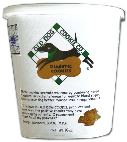 All Natural Diabetic Dog Treats, 10 oz- Vet Approved (Company Of Dogs compare prices)