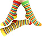 Loonysocks, 3 Pair of Colorful Cotton...