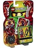 LEGO Ninjago Samurai X 9566