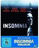Insomnia - Schlaflos (Steelbook) (exklusiv bei Amazon.de) [Blu-ray] [Limited Edition]