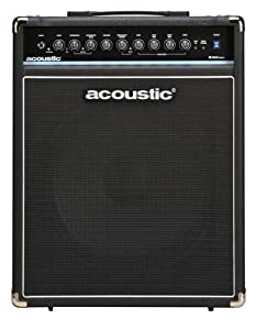 Acoustic B100mkII 100W Bass Combo Amp Black