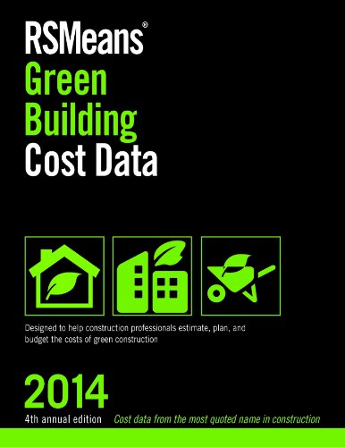 RSMeans Green Building Cost Data 2014 Book - RS Means - RS-Green - ISBN: 1940238080 - ISBN-13: 9781940238081