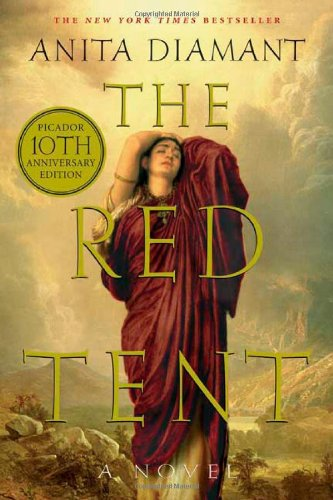 The Red Tent PB  A Novel, Anita Diamant