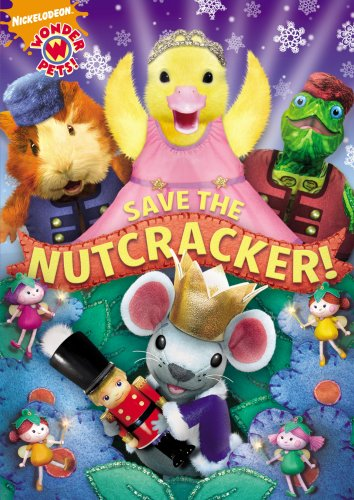http://www.amazon.com/Wonder-Pets-Nutcracker-Sofie-Zamchick/dp/B001BN4WHM/