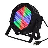 Luces de escenario LED TSSS Super Par RGB con 127 luces DMX512 la mejor opción para la fiesta de boda.
