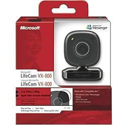Microsoft Vx-800 Life Webcam