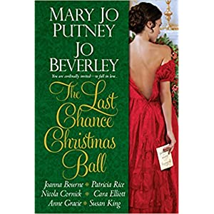 The Last Chance Christmas Ball anthology