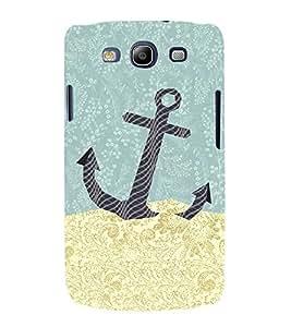 Anker Illustration 3D Hard Polycarbonate Designer Back Case Cover for Samsung Galaxy S3 :: Samsung Galaxy S3 i9300