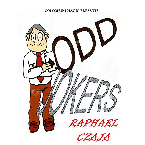 MMS Odd Jokers by Wild-Colombini Magic Trick