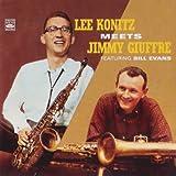 echange, troc Lee Konitz & Jimmy Giuffre & Bill Evans - Lee Konitz Meets Jimmy Giuffre Feat. Bill Evans