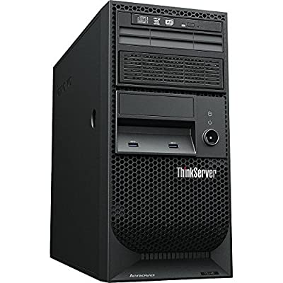 Lenovo ThinkServer TS140 70A4000HUX Intel Core i3-4130 3.4GHz 16GB RAM 250GB SSD + 3TB HDD Server Desktop Computer