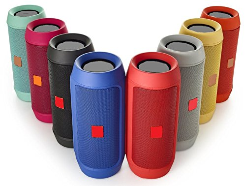 Estar Nokia 130 Dual SIM Compatible Portable Wireless Bluetooth Speaker with Built-In Mic and PowerBank-color may vary  available at amazon for Rs.1999