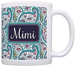 Mother's Day Gift for Mimi Birthday Gift Gift Coffee Mug Tea Cup