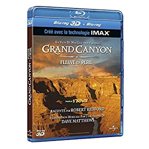 Grand Canyon 3D active [Blu-ray 3D & 2D]